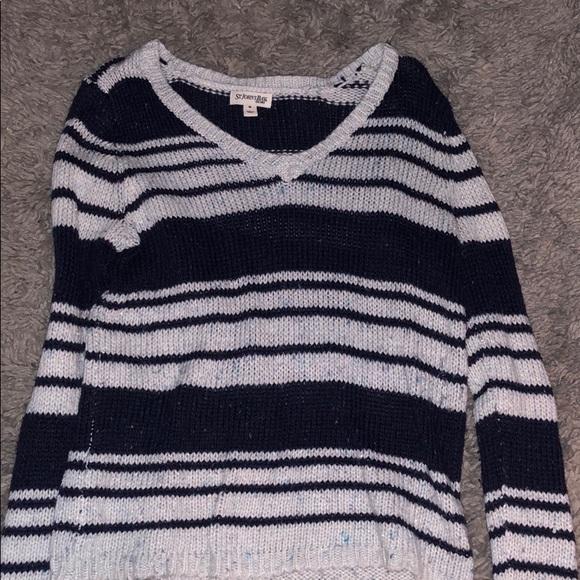 St. John's Bay Tops - St. John's Bay Sweatshirt